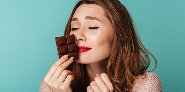 People Are Sniffing Chocolate Now Because This World Is Weird