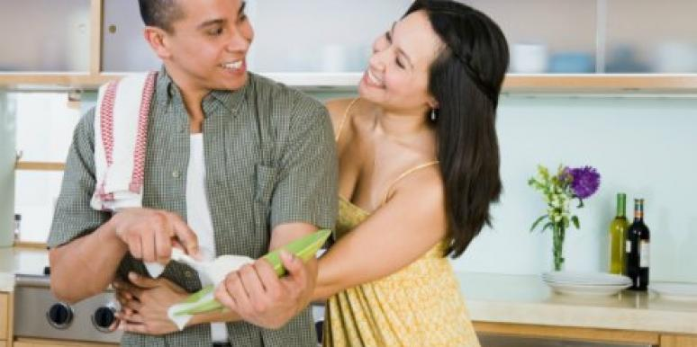 household chores: how to say 'I love you'