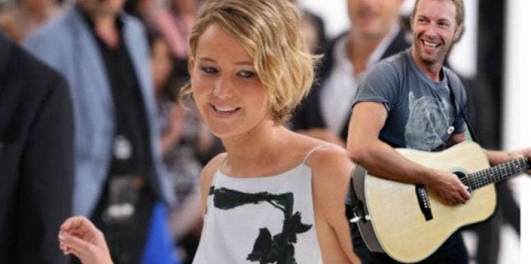 Is Jennifer Quiet Hookup Chris Martin