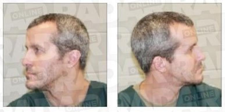 Chris Watts' Mugshoto Photos Revealed — And They're Chilling