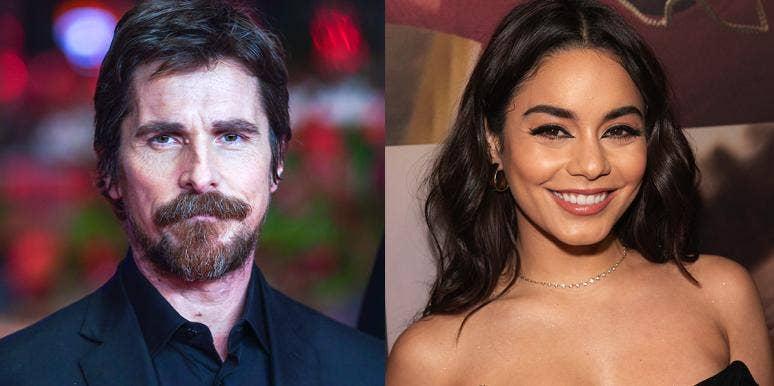 Christian Bale and Vanessa Hudgens