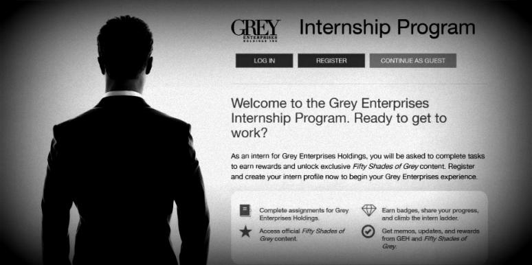 Christian Grey app