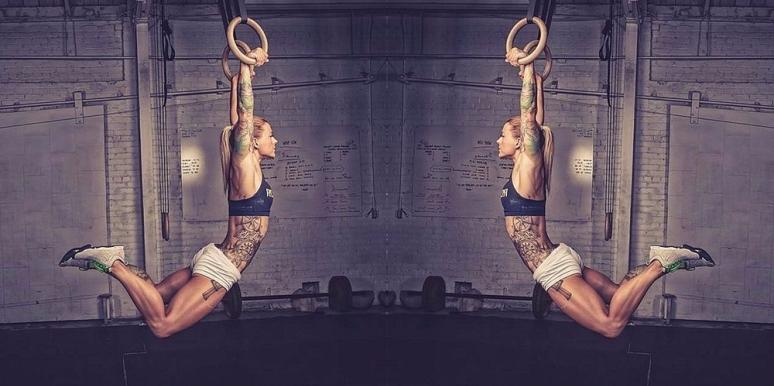 What Crossfit Athlete And Big Brother Star Christmas Abbott Eats In A Day