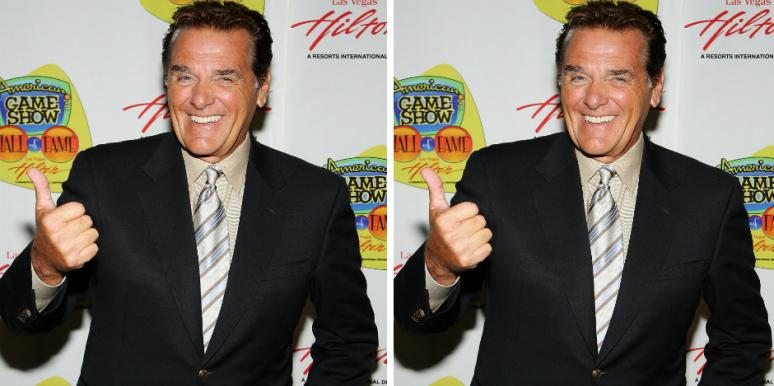 Chuck Woolery Went From Prolific Game Show Host To Hot Mess — Find Out Why He Went Viral For All The Wrong Reasons