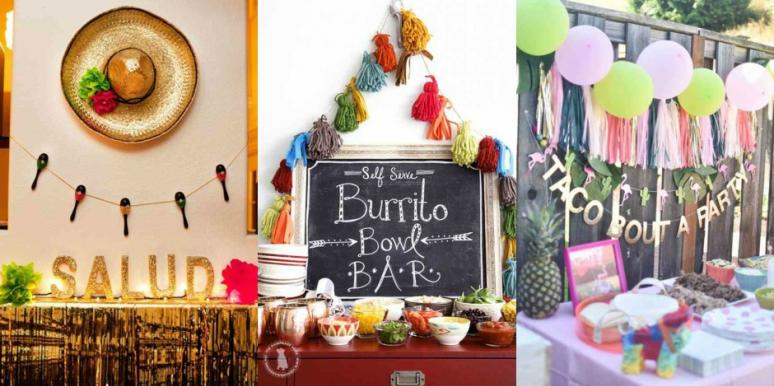Cinco de Mayo Party Decorations DIY Decor Ideas