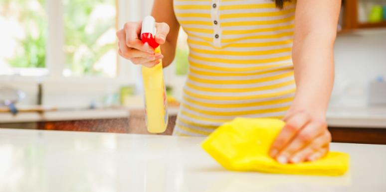 How To Disinfect Your Home, Kill Germs & Avoid Contracting Coronavirus