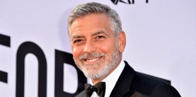 Is George Clooney running for president?