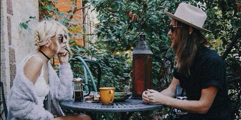 awkward coffee date