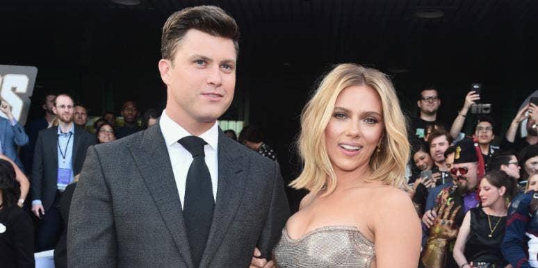 Scarlett Johansson S Husband Who Is Colin Jost Yourtango