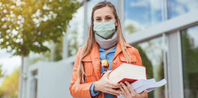 The Reality Of Going Back To College During A Global Pandemic