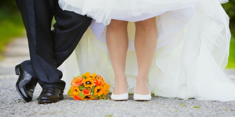 Please don't invite us to your wedding, couple says
