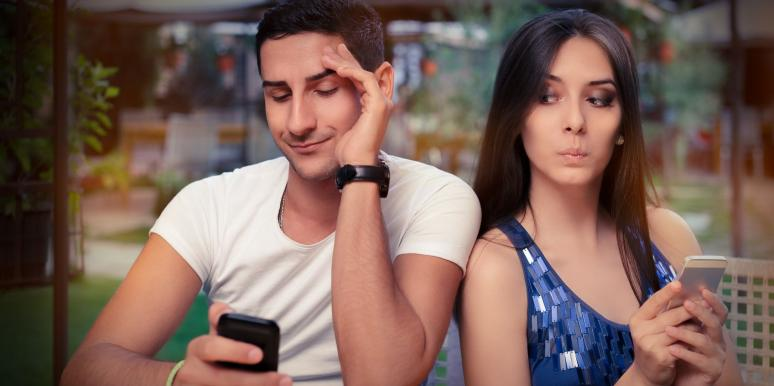 Unhappy Marriages Really Stress Women Out