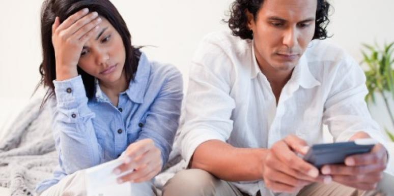 Love: Money Problems and Your Relationship