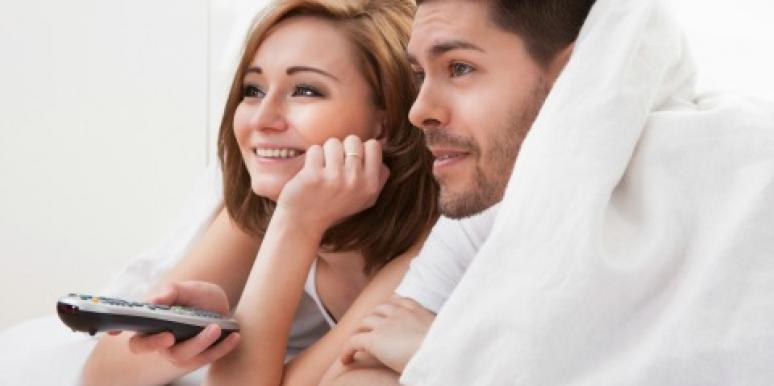 Having Sex: TV In The Bedroom Could Mean More Sex