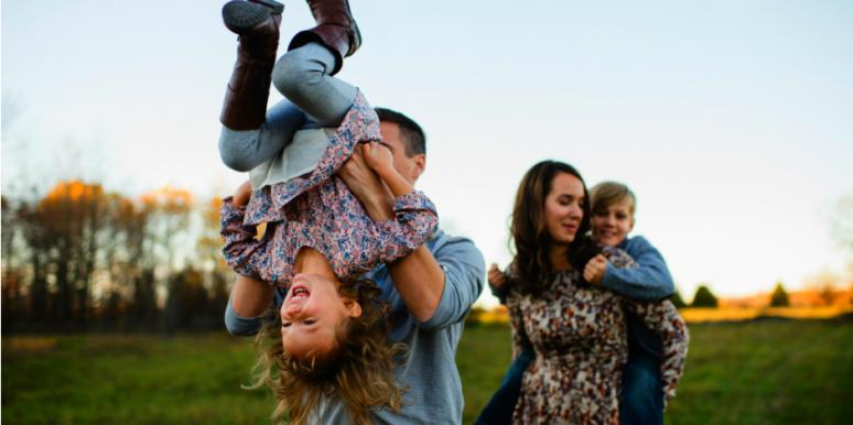 5 Proven Reasons Happy Children CRAVE Focused Family Time