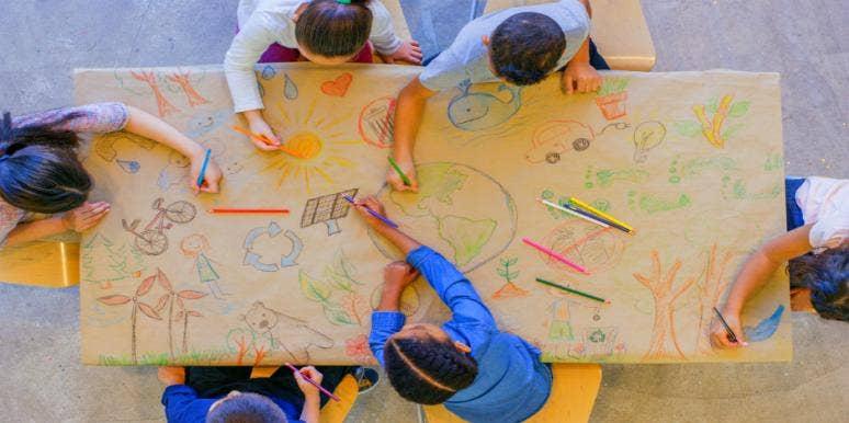 10 Tips For Raising Creative Kids