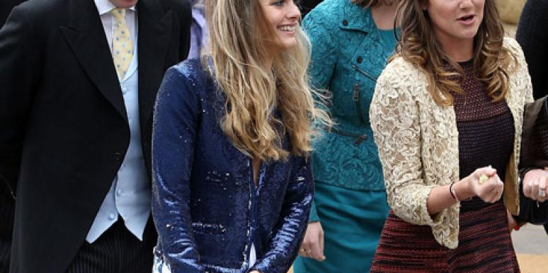 Love: Who Is Prince Harry's New Girlfriend Cressida Bonas?