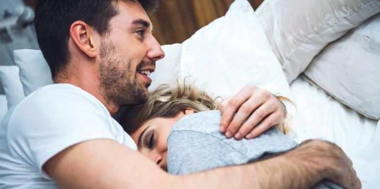 What It's Really Like Being A Professional Cuddler For A Living