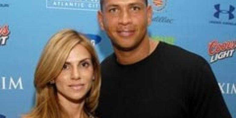 Cynthia Rodriguez and Alex Rodriguez