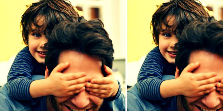 A Dad Is Not a Babysitter or a Helper. He's a Parent.