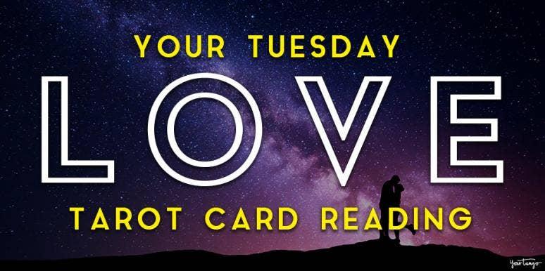 Today's Love Horoscopes + Tarot Card Readings For All Zodiac Signs On Tuesday, May 5, 2020
