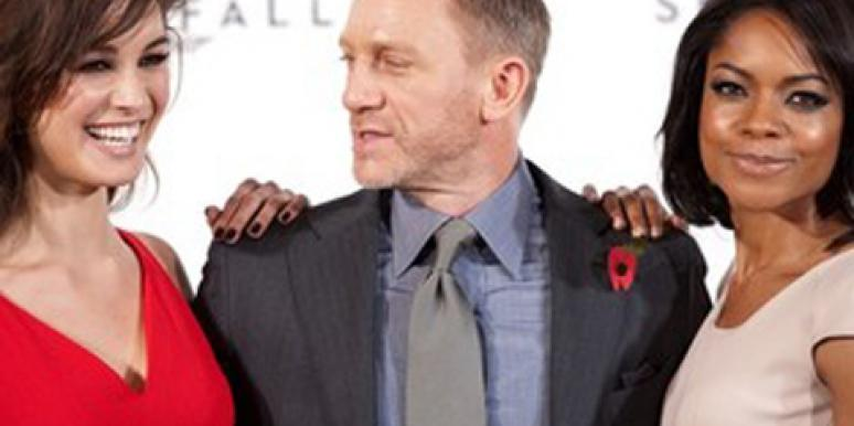 Meet Daniel Craig's New, Sexy Bond Girls: Berenice & Naomie
