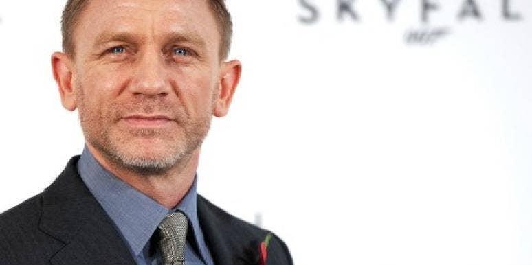 "Daniel Craig On Being In Love & The ""Idiot"" Kardashians"