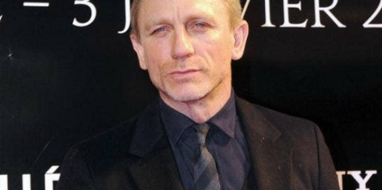 A-List Links: Daniel Craig's Most Prized Possession? His Johnson
