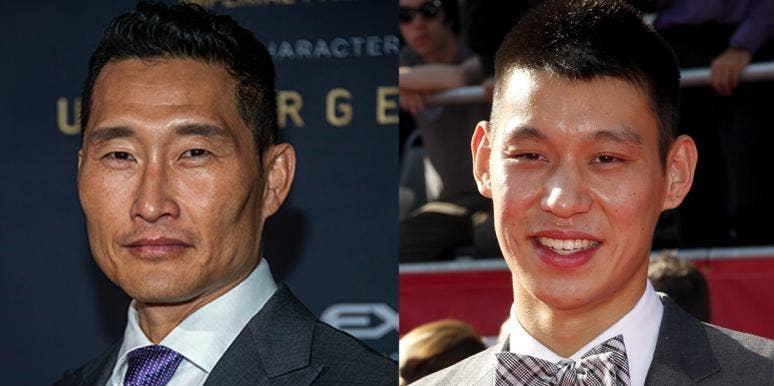 Daniel Dae Kim and Jeremy Lin