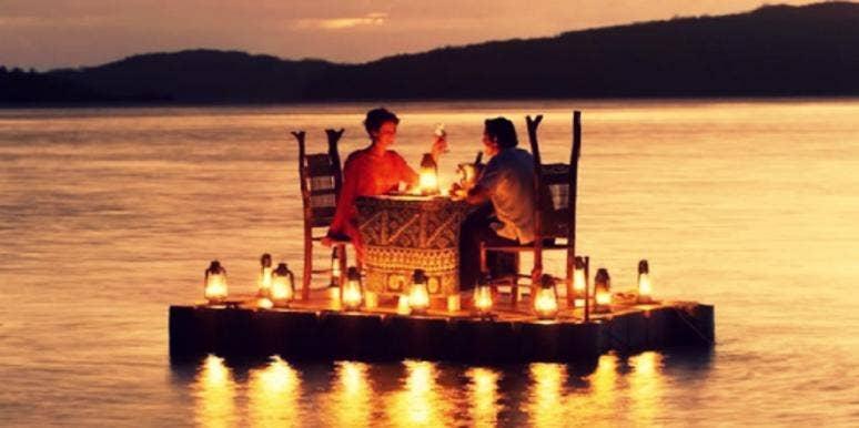 dinner date night