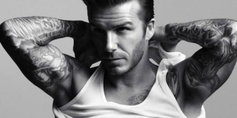 A-List Links: Why David Beckham Can't Walk Around Naked Anymore