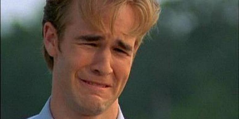 Dawson cry face