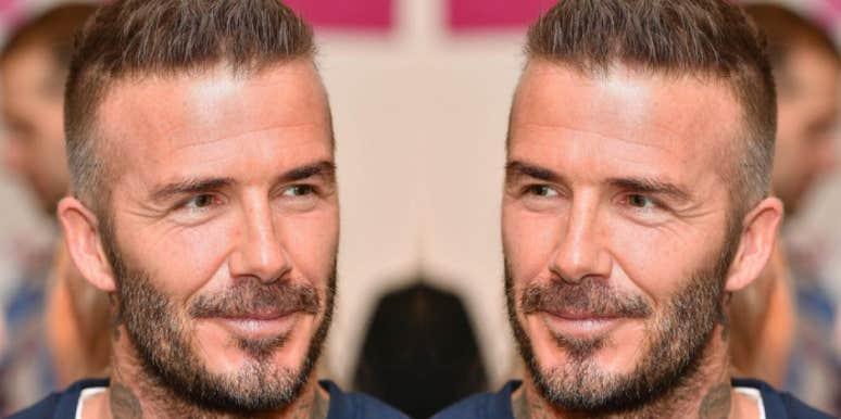 Is David Beckham Having An Affair With Harper's Teacher?