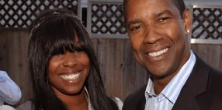 Denzel Washington and daughter