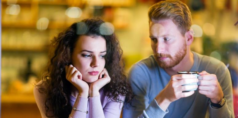 How To Deal With Depression When You're In An Unhappy Marriage
