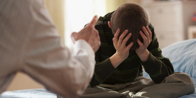 This Is The #1 MISTAKE You Make When Arguing With Your Kids