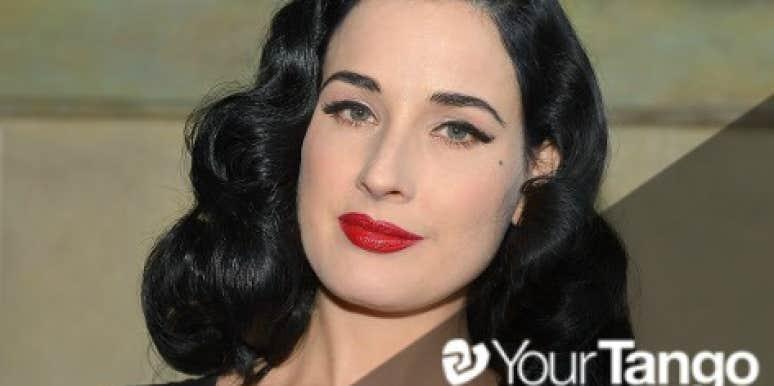 Celebrity Sex: Dita Von Teese On Spicing Up Your Sex Life