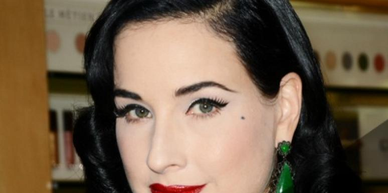 Celebrity Sex: Dita Von Teese Explains Why 40 Is Sexier Than 20