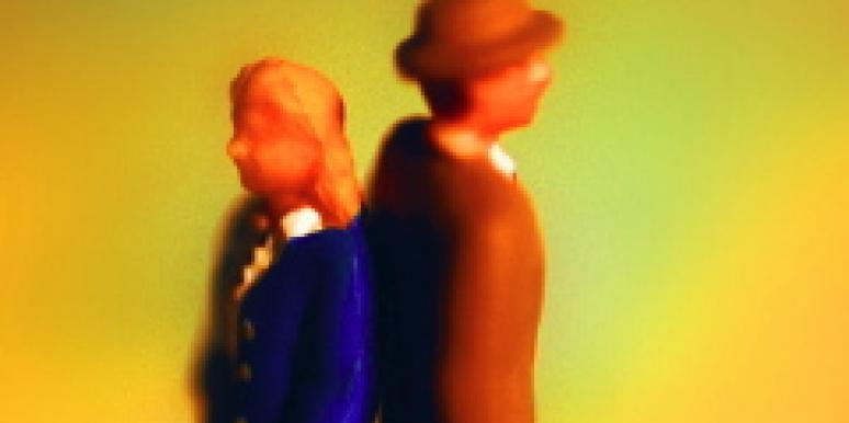 couple considers divorce
