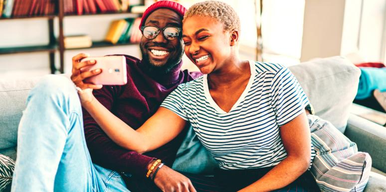 How To Tell If He Likes You By His Text Messages, According To Astrology