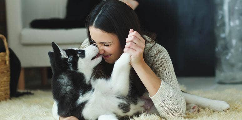 My Ex Broke My Heart. My Dog Healed It.