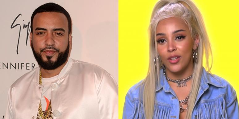 Doja Cat and French Montana