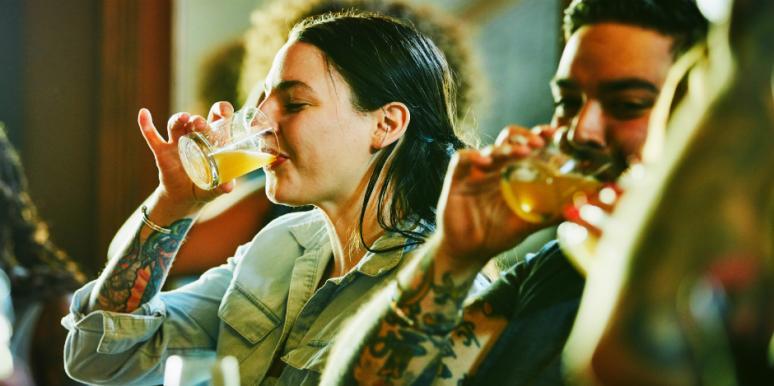 If You Do These 10 Things, You're Becoming An Alcoholic