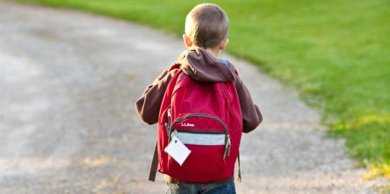 8 Things Parents Should Do On The First Day Of School