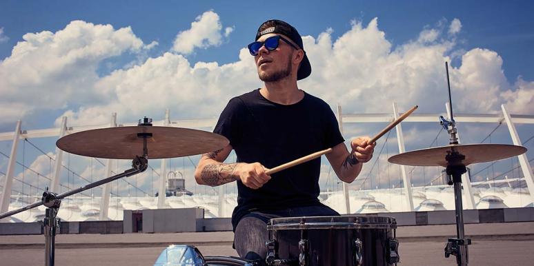 5 Reasons You Need A Drummer Boyfriend, Says Science