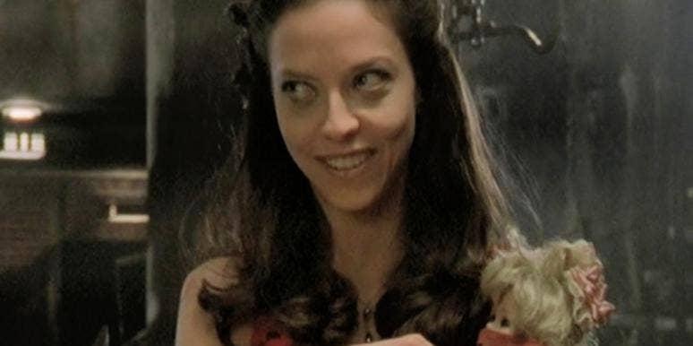 Drusilla in Buffy the Vampire Slayer