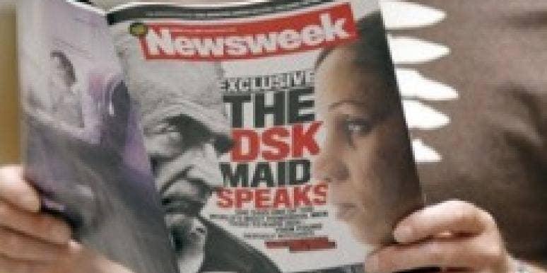 newsweek cover dsk dominique strauss-kahn maid Nafissatou Diallo nafi