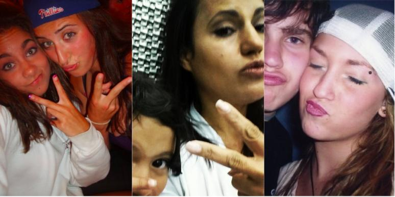 What The Duck Face Selfie And Peace Sign Pictures Really Mean