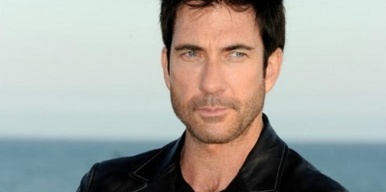 "Dylan McDermott On Being Hit On By Gay Men: ""It's All Good"""