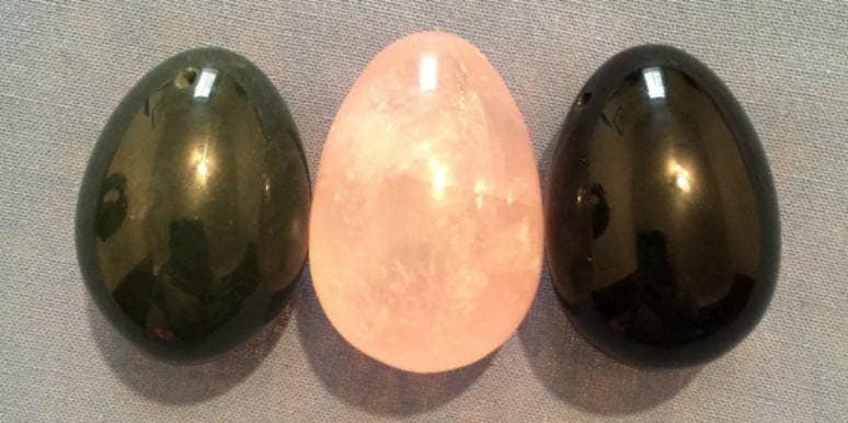 Natural Kegel Yoni Eggs